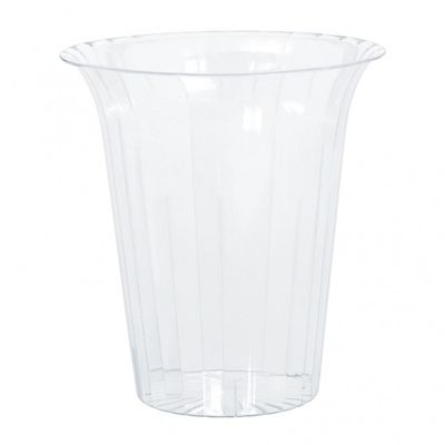 Tapered Acrylic Cylinder [15 cm]