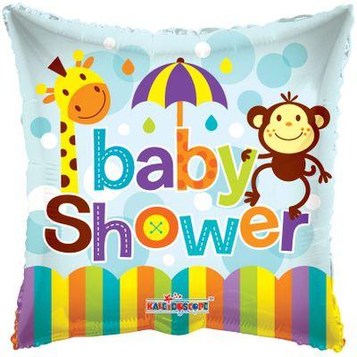 18″ Baby Shower Pillow Balloon