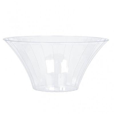 Acrylic Flared Vase [18 cm]