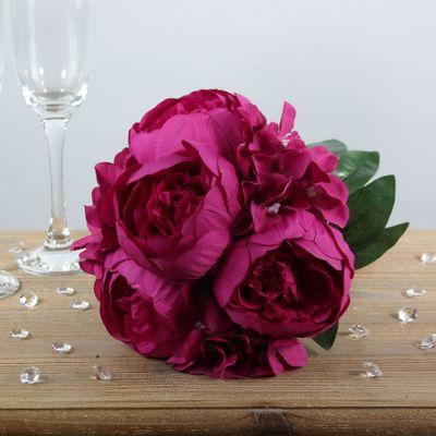 Cerise Arundel Romance Bouquet [28 cm]