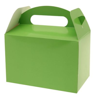 Green Party Food Box