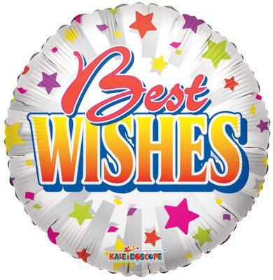 18″ Misc – Best Wishes Stars