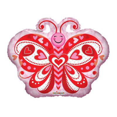 Butterfly Heart Balloon (18 inches)