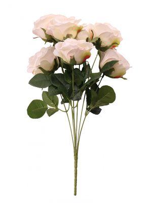Cream Camelot Rose Bunch