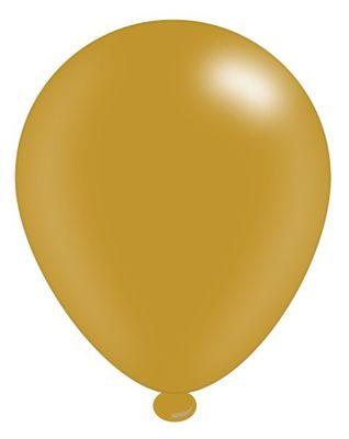 Gold Latex Balloons