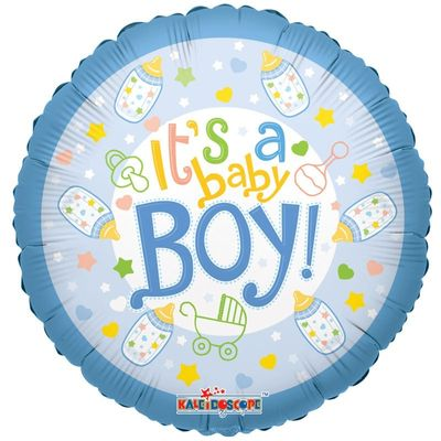 Its a Baby Boy Balloon