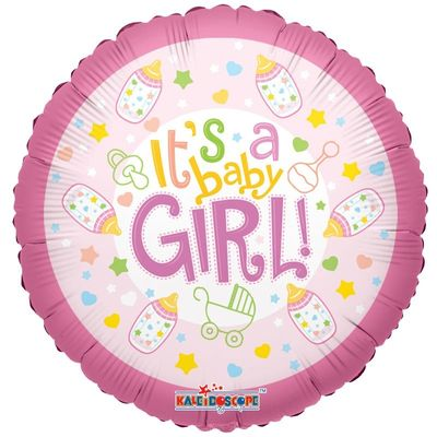 Its a Baby Girl Balloon