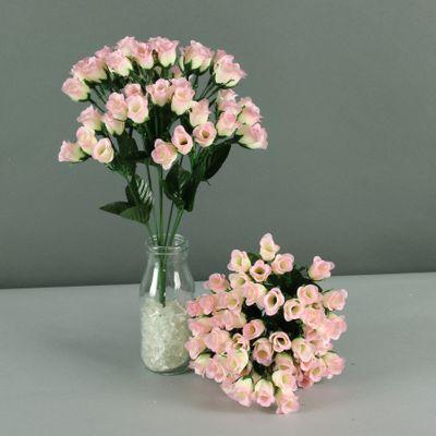 Mini Rose Bud Bush Pink