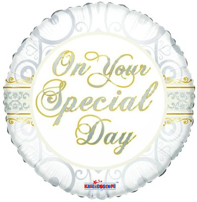 On Your Special Day Balloon
