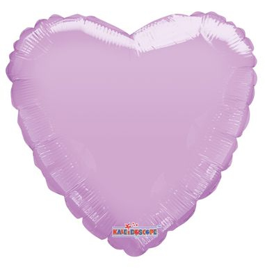 Pastel Pink Heart Balloon [18 Inches]