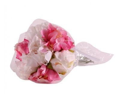 Pink Blush Peony Bouquet [30 cm]