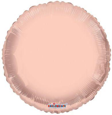 Rose Gold Circle Balloon