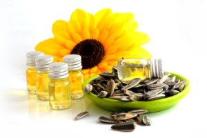 Sunflowers Oil Is Good For Your Skin & Anti-Inflammatory Effect