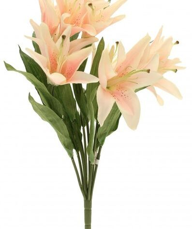 Light Pink Lily Bunch