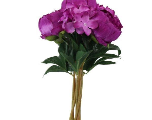 Purple Arundel Romance Bouquet [28 cm]