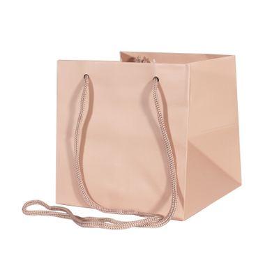 Rose Gold Hand Tie Bag