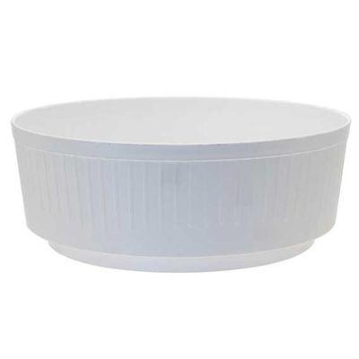White Bulb Bowl (24cm)