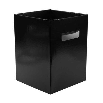 Pearlised Black Bouquet Box – (18 x 18 x 24.5cm) [10 Boxes]