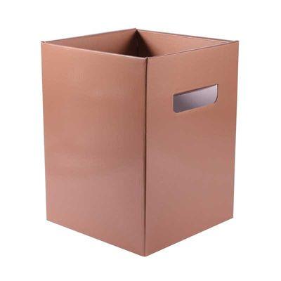 Rose Gold Bouquet Box – (18 x 18 x 24.5cm) [10 Boxes]
