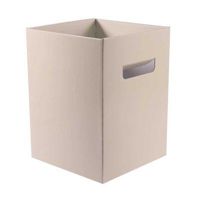 Pearlised Cream Bouquet Box – (18 x 18 x 24.5cm) [10 Boxes]