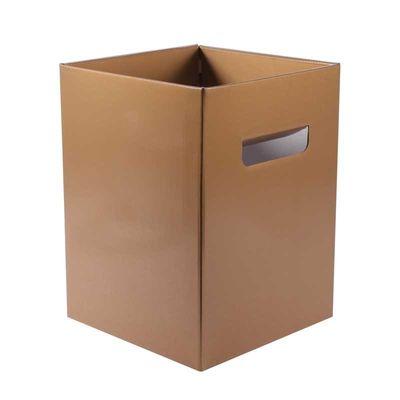 Kraft Bouquet Box – (18 x 18 x 24.5cm) [x10 Boxes]