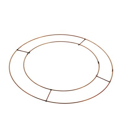 Flat Wire Rings [10 Inches]