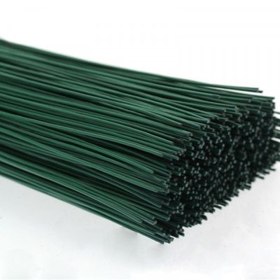 Green Stub Wire [18 gm – 16 Inches]