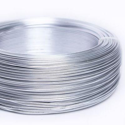 Silver Aluminium Wire Rings [1 kg]