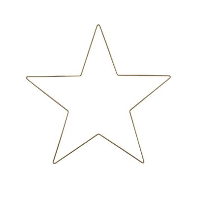 12 Inch Star Wire Frame (Pack of 20)