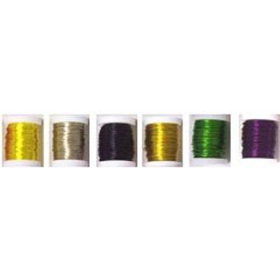 Green metallic Reel Wire