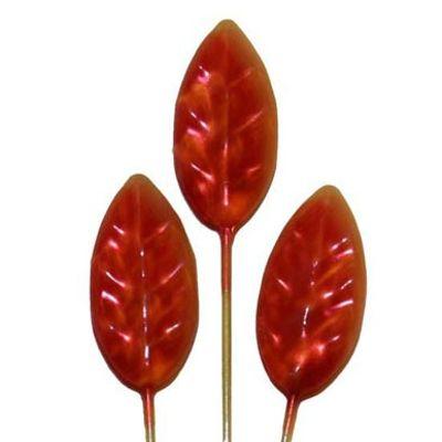 Red Leaf Pins