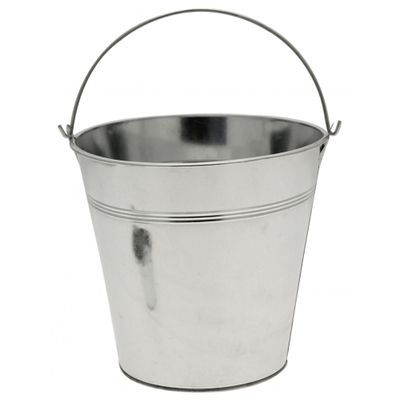 Galvanised Bucket 15.5cm