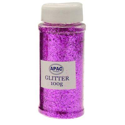Pink Glitter 100g