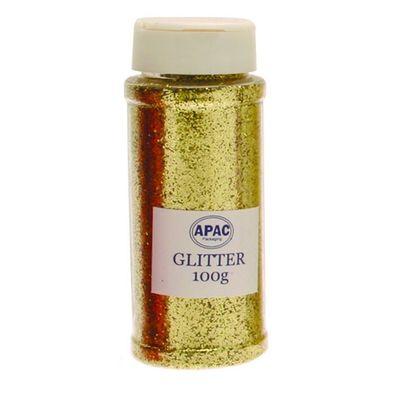 Gold Glitter 100g