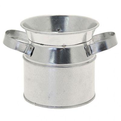 Galvanised Urn 7cm