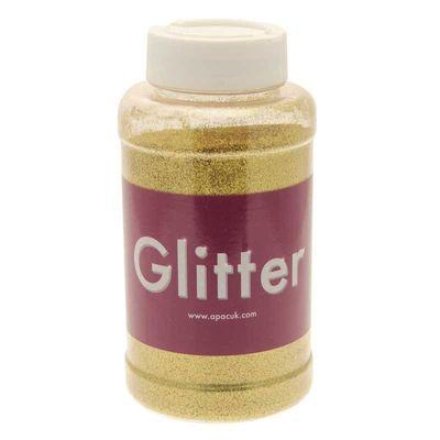 Gold Glitter 450g