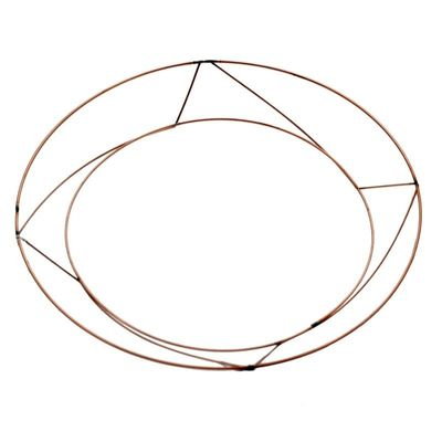 Raised Wire Rings [16 Inches]