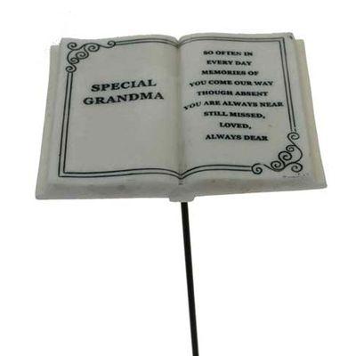 Special Grandma Memorial Pick