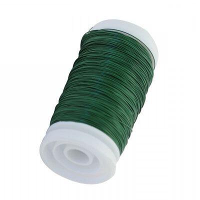 Green Wire 32g Reel