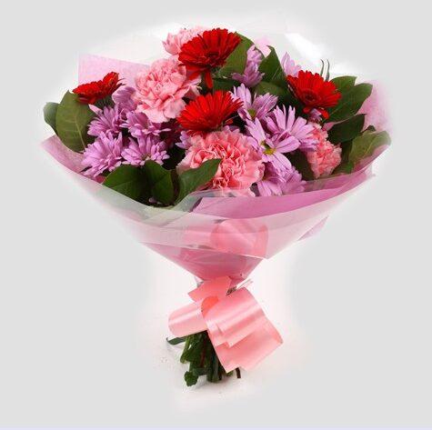 Pink Mystique Bouquet