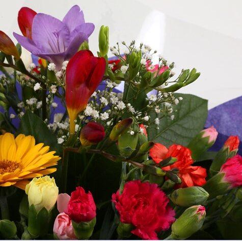 Fragrant Star Bouquet