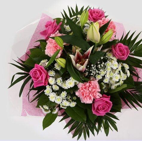 Strawberry Sundae Bouquet