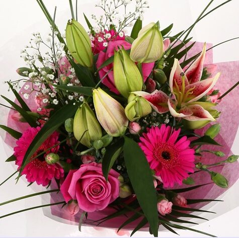 Pink Florence Bouquet