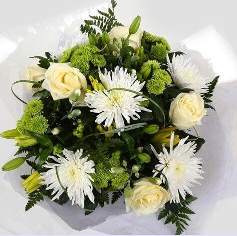 Golden Cream Bouquet