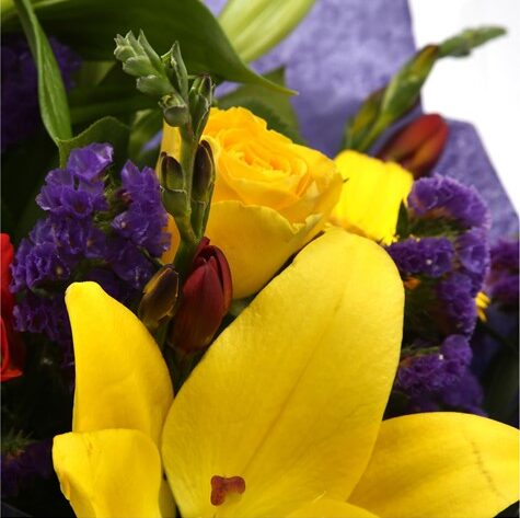 Vibrant Delight Bouquet